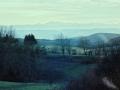 Pyrenees at Dusk