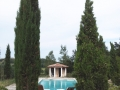 Pool House from Olive Grove