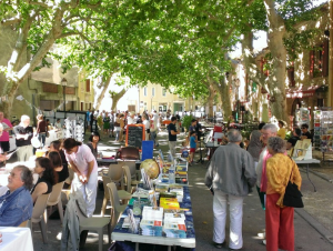 Montolieu Book Fair